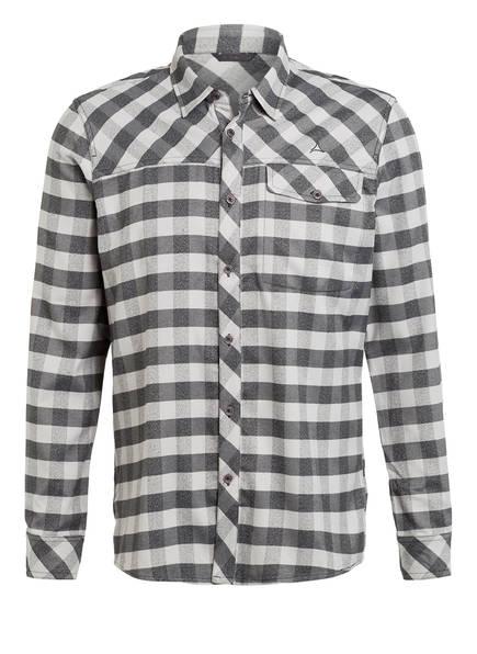Schöffel Hemd DURBAN Regular Fit , Farbe: GRAU KARIERT (Bild 1)