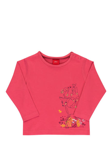 s.Oliver Longsleeve, Farbe: PINK (Bild 1)