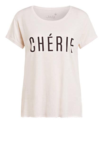 Juvia T-Shirt CHERIE, Farbe: ECRU (Bild 1)