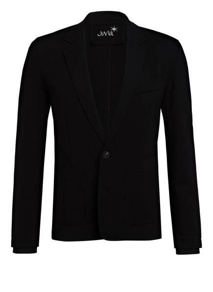 Juvia Jersey-Sakko MONTREAL Extra Slim Fit , Farbe: SCHWARZ (Bild 1)