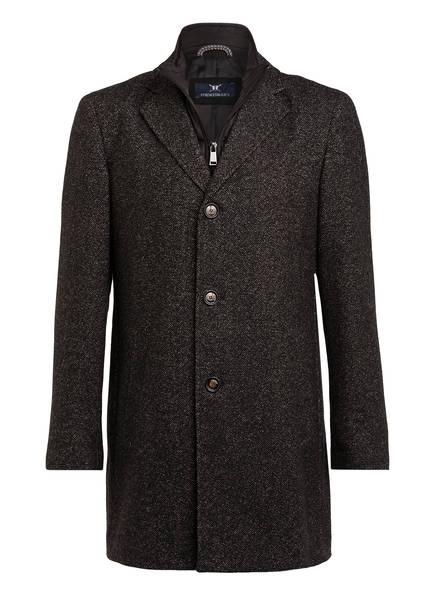 STROKESMAN'S Mantel, Farbe: SCHWARZ (Bild 1)