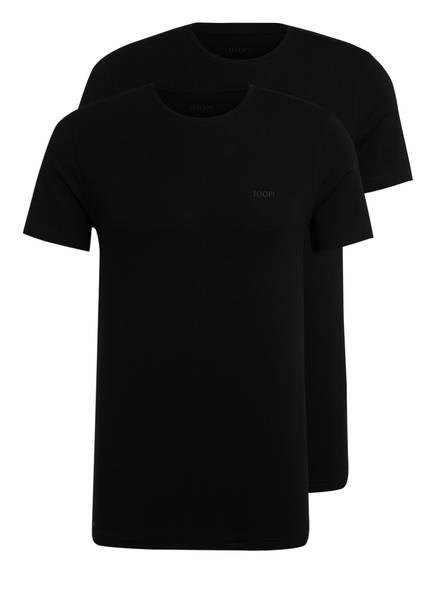 JOOP! 2er-Pack T-Shirts, Farbe: SCHWARZ (Bild 1)