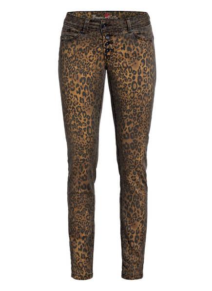 Buena Vista Jeans MALIBU, Farbe: BROWN LEO (Bild 1)
