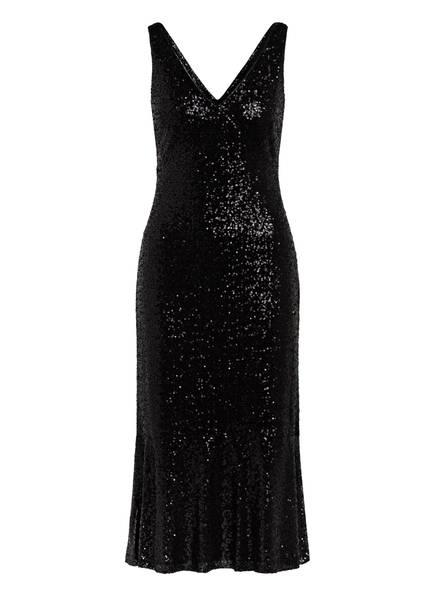 LAUREN RALPH LAUREN Kleid BEZZIE mit Paillettenbesatz, Farbe: SCHWARZ (Bild 1)