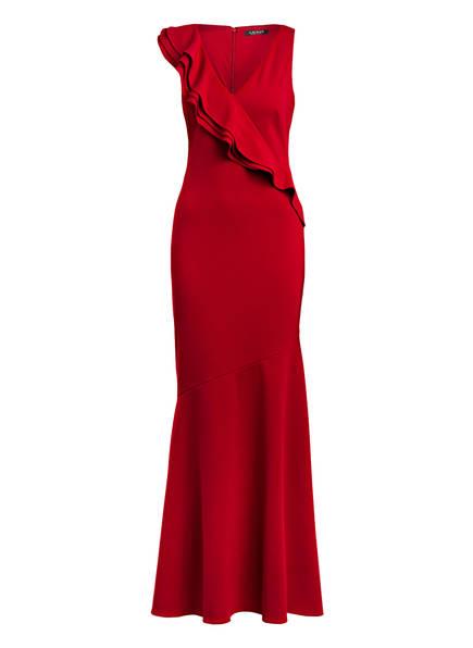 LAUREN RALPH LAUREN Abendkleid EUGENALISE, Farbe: DUNKELROT (Bild 1)