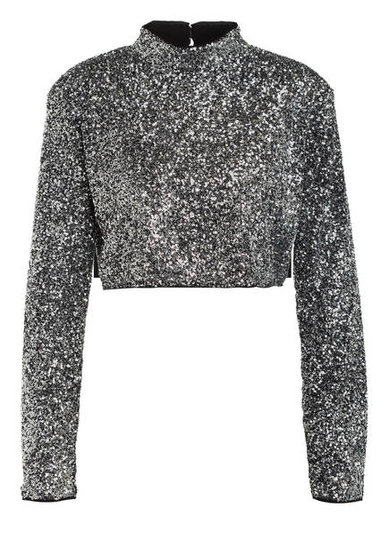 Pepe Jeans Pullover Maya silber