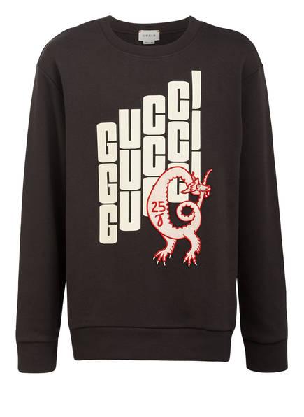 GUCCI Sweatshirt, Farbe: DUNKELGRAU (Bild 1)