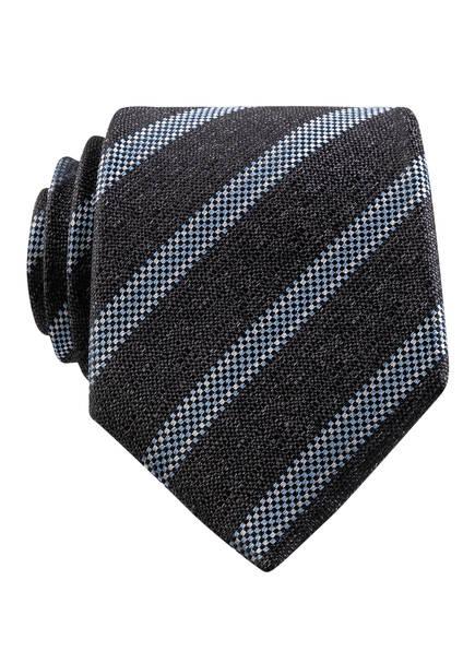 BENVENUTO Krawatte , Farbe: DUNKELGRAU/ HELLBLAU (Bild 1)