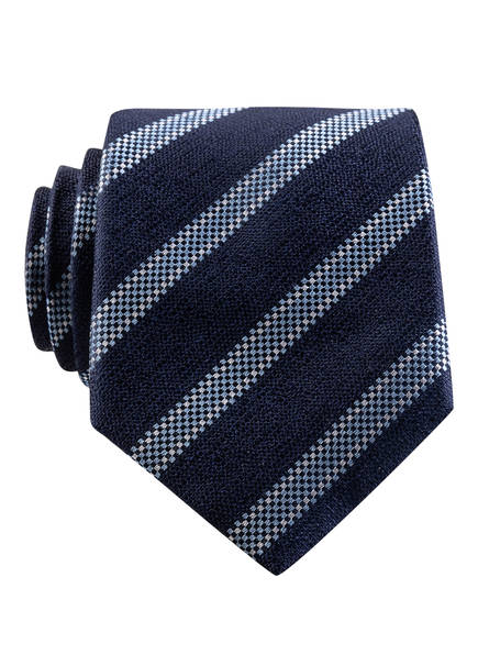 BENVENUTO Krawatte , Farbe: DUNKELBLAU/ HELLBLAU (Bild 1)