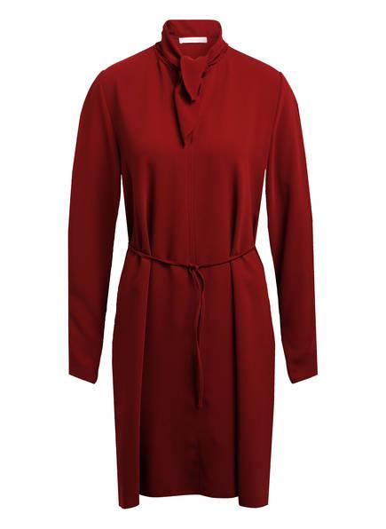 SEE BY CHLOÉ Kleid, Farbe: DUNKELROT (Bild 1)