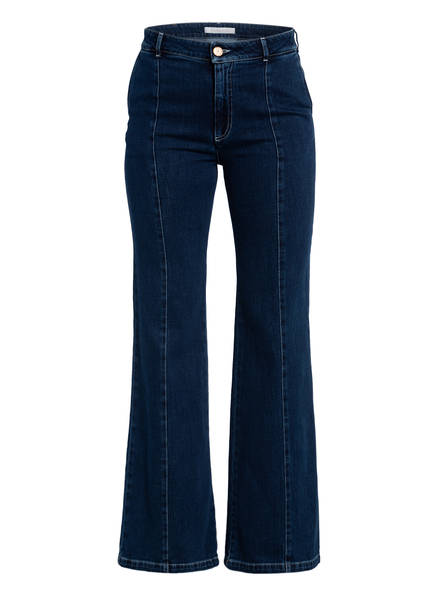 SEE BY CHLOÉ Flared-Jeans , Farbe: INK MARINE (Bild 1)