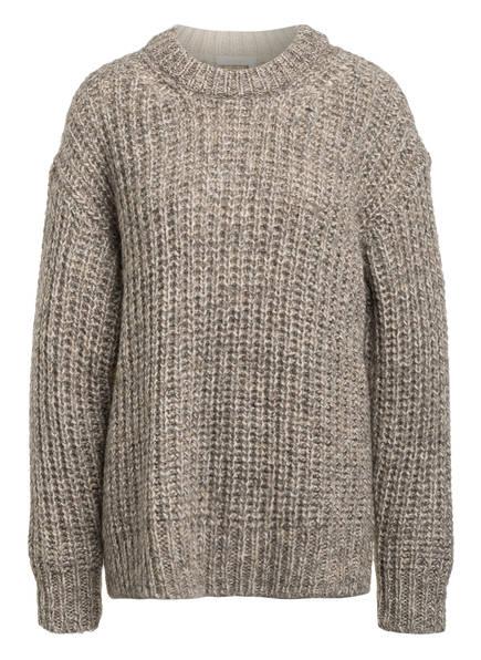 SEE BY CHLOÉ Pullover, Farbe: HELLGRAU/ CREME (Bild 1)