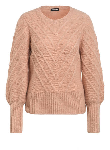 REPEAT Pullover, Farbe: NUDE (Bild 1)
