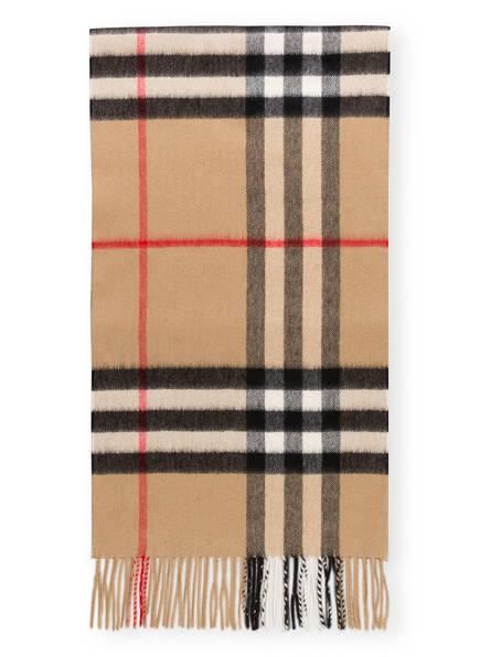 BURBERRY Cashmere-Schal, Farbe: GIANTCHECK/ ARCHIVE BEIGE (Bild 1)