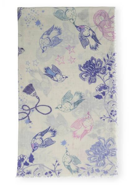 CODELLO Schal, Farbe: BLAUGRAU/ BLAU (Bild 1)