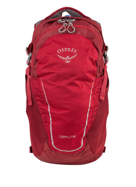 OSPREY Rucksack DAYLITE 13 l, Farbe: ROT (Bild 1)