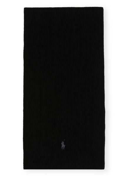 POLO RALPH LAUREN Schal, Farbe: SCHWARZ (Bild 1)