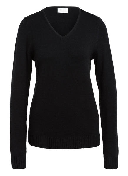 VILA Pullover , Farbe: SCHWARZ (Bild 1)