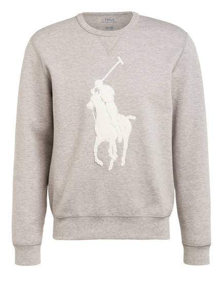 POLO RALPH LAUREN Sweatshirt, Farbe: HELLGRAU (Bild 1)