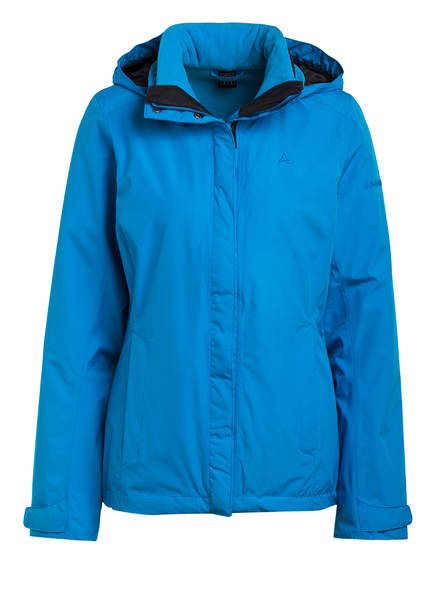 Schöffel 3-in-1-Jacke TIGNES , Farbe: BLAU (Bild 1)