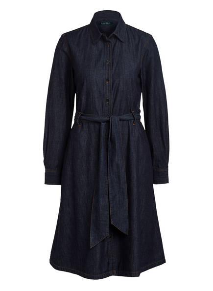 LAUREN RALPH LAUREN Blusenkleid, Farbe: DUNKELBLAU (Bild 1)