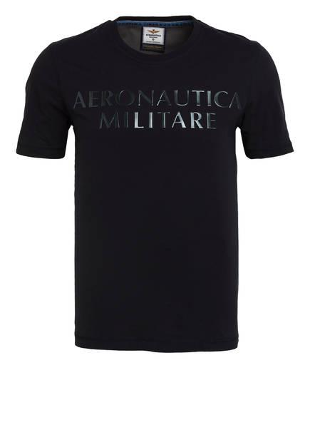 AERONAUTICA MILITARE T-Shirt, Farbe: DUNKELBLAU (Bild 1)