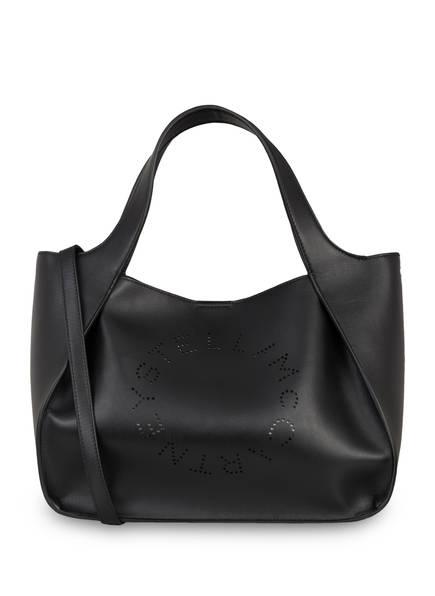 STELLA McCARTNEY Hobo-Bag LOGO mit Pouch, Farbe: SCHWARZ (Bild 1)