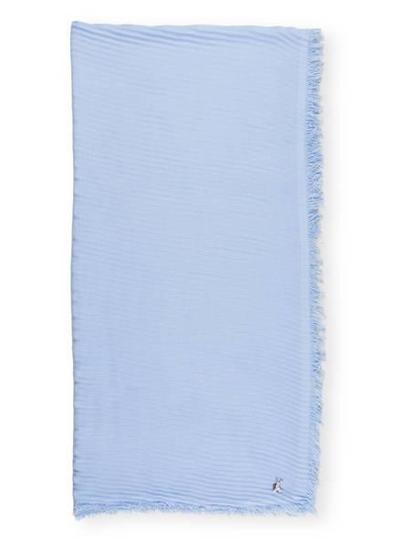 MARCCAIN Schal, Farbe: HELLBLAU (Bild 1)