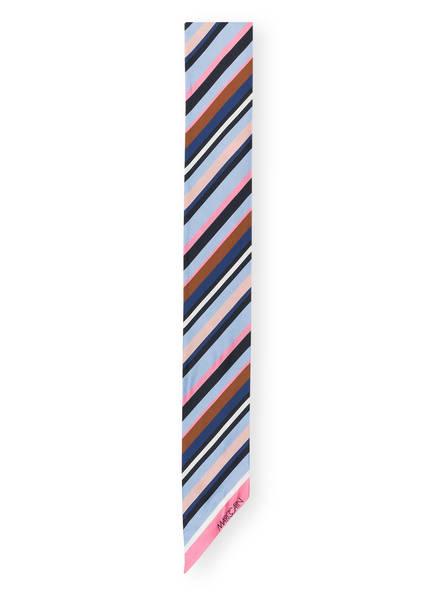 MARCCAIN Seidenschal, Farbe: 329 BLUELINE (Bild 1)