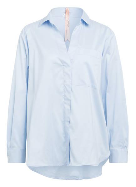 MARCCAIN Bluse, Farbe: 318 SEAVIEW (Bild 1)