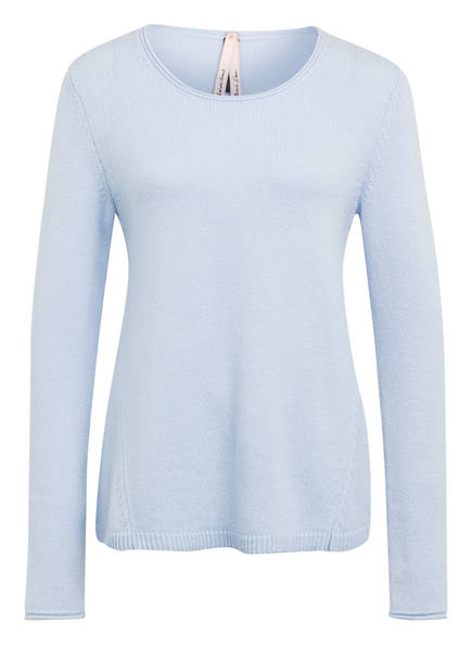 MARCCAIN Pullover mit Cashmere, Farbe: 318 SEAVIEW (Bild 1)