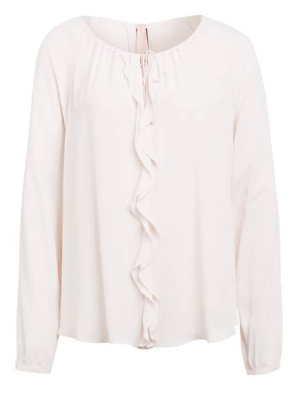 MARCCAIN Bluse mit Seide, Farbe: 142 PANNA (Bild 1)
