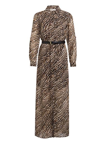 MICHAEL KORS Kleid, Farbe: SCHWARZ/ BRAUN/ BEIGE (Bild 1)