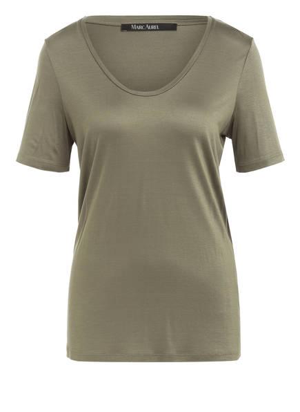 MARC AUREL T-Shirt, Farbe: KHAKI (Bild 1)