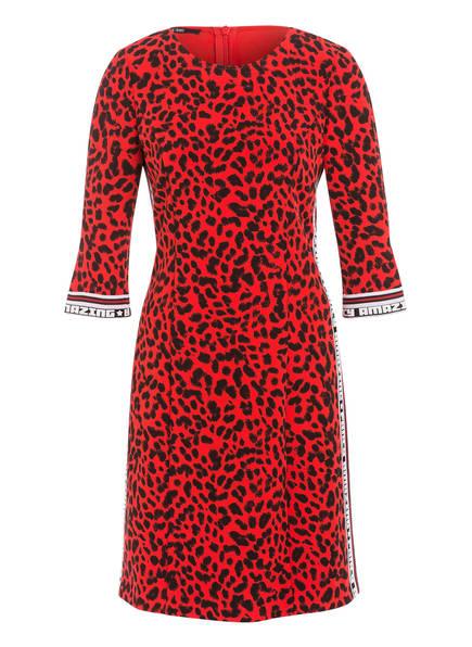 MARC AUREL Kleid, Farbe: ROT/ SCHWARZ (Bild 1)