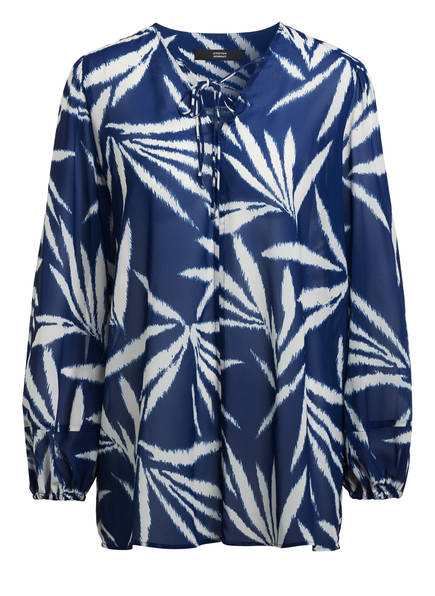 STEFFEN SCHRAUT Blusenshirt , Farbe: BLAU/ CREME (Bild 1)