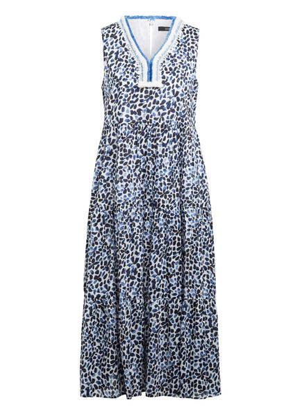 STEFFEN SCHRAUT Kleid, Farbe: WEISS/ DUNKELBLAU/ BLAU (Bild 1)