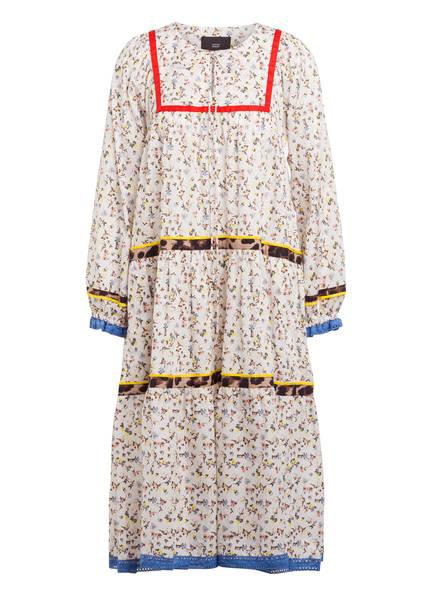 STEFFEN SCHRAUT Kleid, Farbe: WEISS/ GELB/ HELLBLAU (Bild 1)