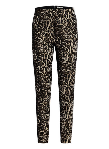 alice+olivia 7/8-Leggings CONNLEY , Farbe: CREME/ BRAUN (Bild 1)