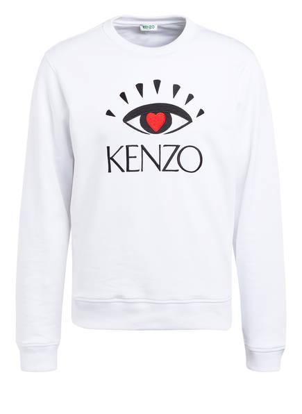 KENZO Sweatshirt, Farbe: WEISS (Bild 1)