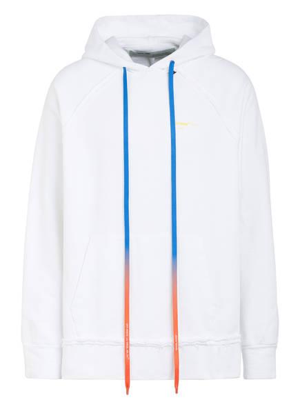 OFF-WHITE Hoodie, Farbe: WEISS/ GELB (Bild 1)