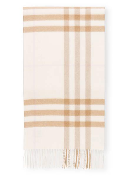 BURBERRY Cashmere-Schal, Farbe: GIANTCHECK/ WHITE ALABASTER (Bild 1)