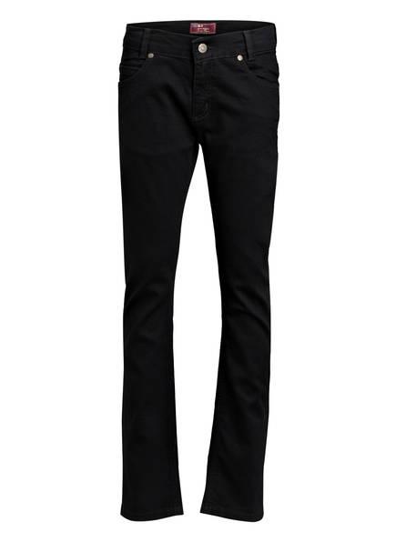 BLUE EFFECT Jeans Skinny Fit, Farbe: 9990 CLEAN SCHWARZ (Bild 1)