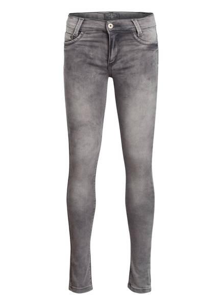 BLUE EFFECT Jeans, Farbe: GREY DENIM (Bild 1)