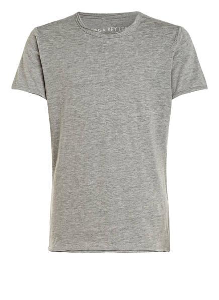 KEY LARGO T-Shirt, Farbe: GRAU (Bild 1)