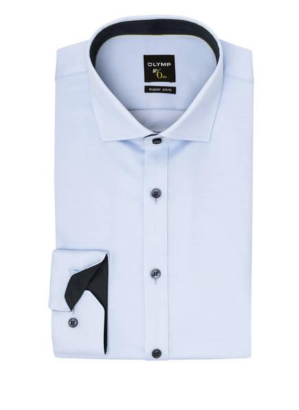 Eterna Hemd COMFORT FIT Twill Cover Shirt Ausputz weiß