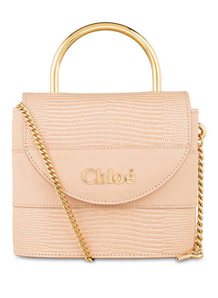 Chloé Handtasche ABY LOCK SMALL, Farbe: DELICATE PINK (Bild 1)