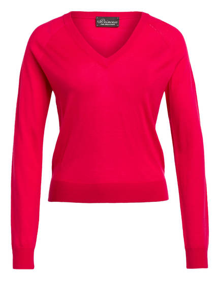 Princess GOES HOLLYWOOD Wollpullover , Farbe: PINK (Bild 1)