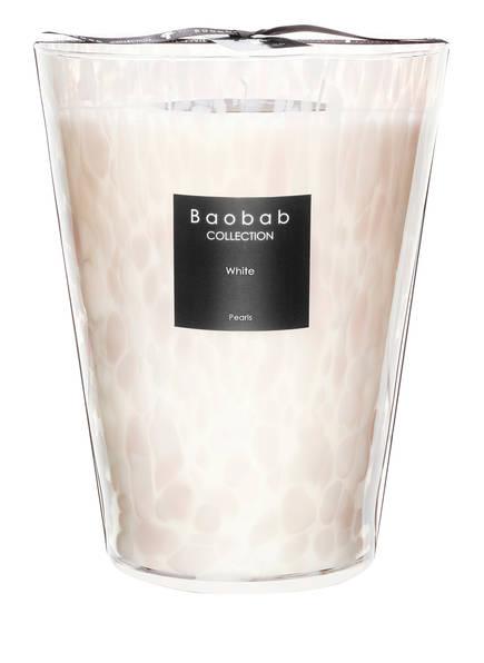 Baobab COLLECTION Duftkerze WHITE PEARLS, Farbe: CREME (Bild 1)