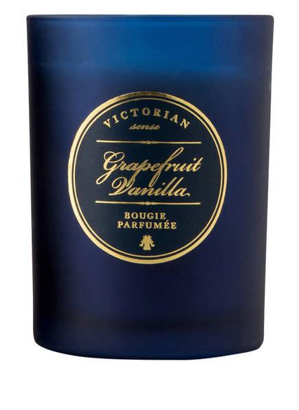 VICTORIAN Duftkerze GRAPEFRUIT VANILLA, Farbe: BLAU (Bild 1)